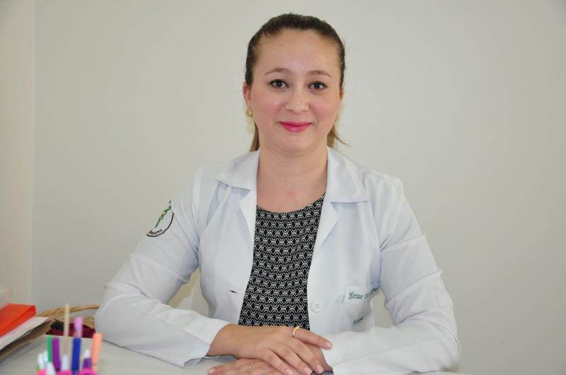 Jose Reis - Mariane fará vivência sobre alterações do corpo da mulher