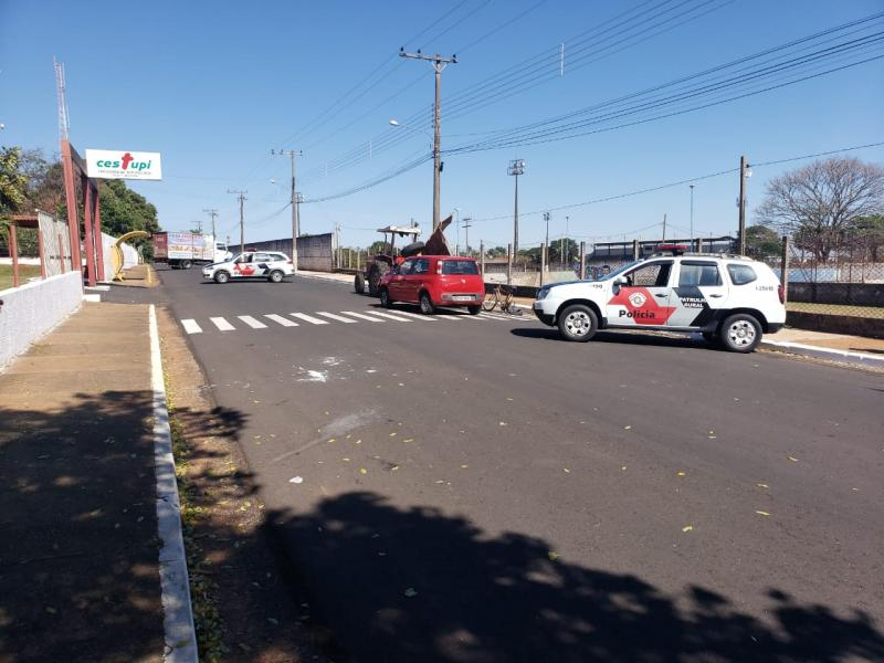 Polícia Militar - Polícia Científica deverá apontar as circunstâncias do acidente