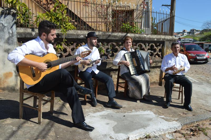 Divulgação - Grupo instrumental dedicado à MPB atua há mais de 8 anos