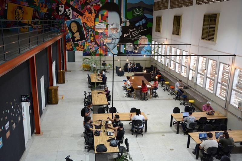 Divulgação/Inova Prudente - Primeiro coworking municipal conta com aproximadamente 2 mil metros quadrados