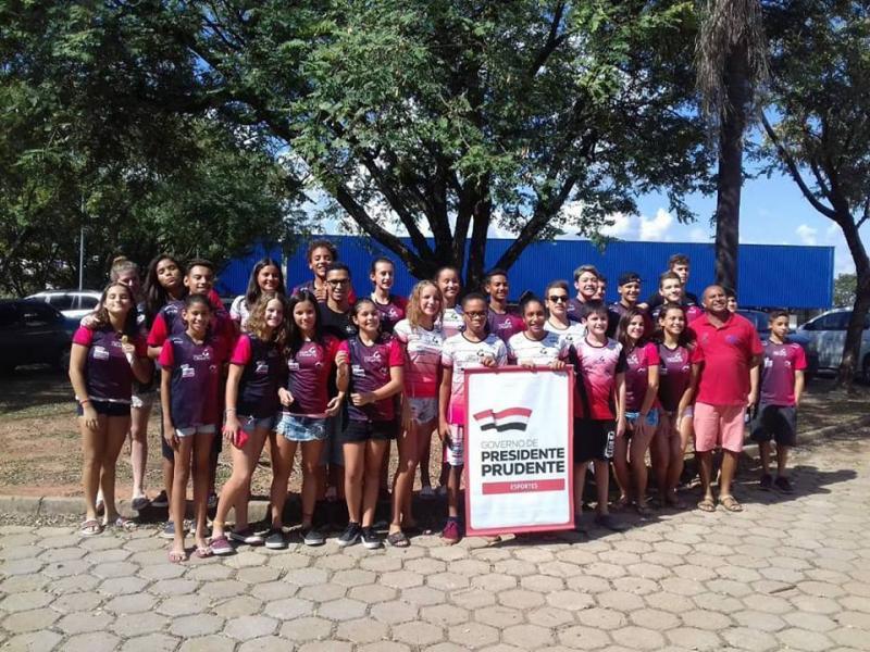 Cedida / Semepp - Equipe prata nos Jogos Regionais treina forte de segunda a sábado para outras competições