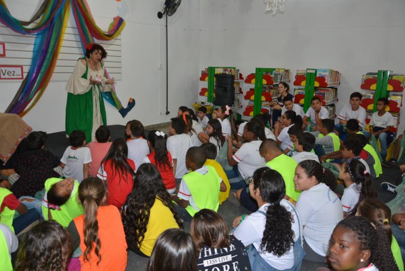 Marcos Sanches/Secom - Atividades do Festival Literário seguem até domingo