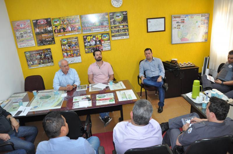 José Reis - Pontos de segurança foram definidos ontem, em reunião