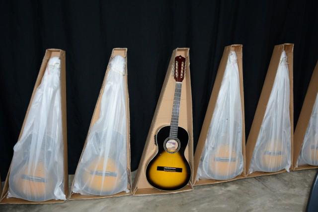 Secom/ Marcos Sanches - Entrega dos 14 instrumentos foi realizada na última semana