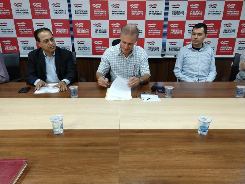 Pedro Silva - Projeto assinado pelo prefeito Nelson Bugalho facilita prática já existente no município