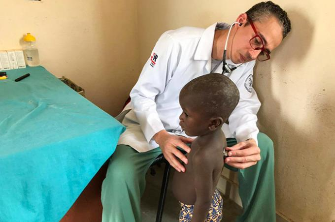 Arquivo Pessoal - Para profissional, prevenção na África deve ser promovida desde a infância