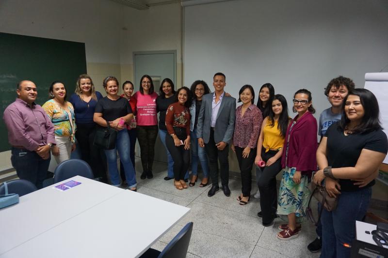 Sinomar Calmona -  Website foi apresentado no sábado, durante evento na Incubadora Tecnológica de Prudente