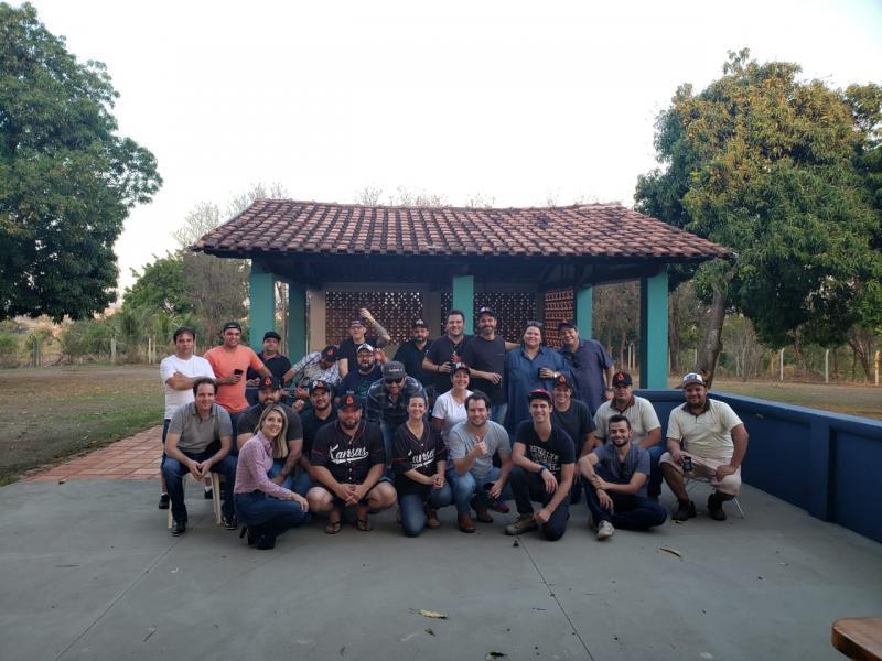 1º Curso de American Barbecue da Pitmaster Brasil em Presidente Prudente, sucesso total na Chácara dos Ribeiros