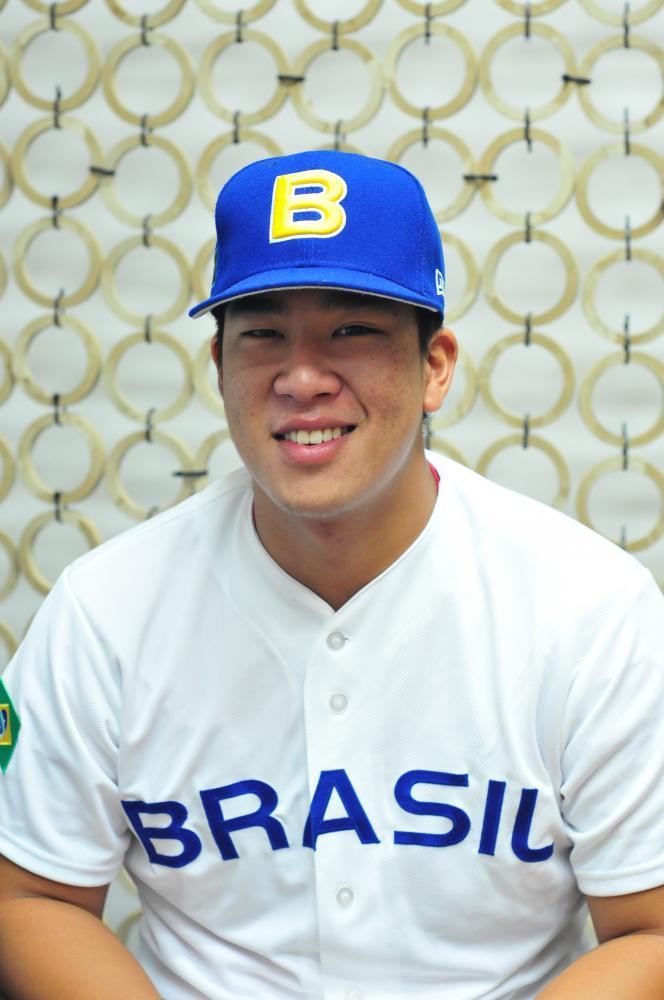 Arquivo - Rodrigo Takahashi, conhecido como Bô, teve a chance de já estrear na equipe principal nos dois últimos jogos