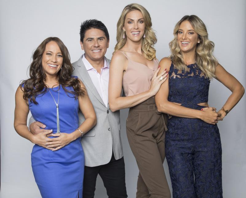 Edu Moraes/Record TV - Programa já teve diversos apresentadores e atualmente é comandado por Cesar Filho, Ana Hickmann, Renata Alves e Ticiane Pinheiro