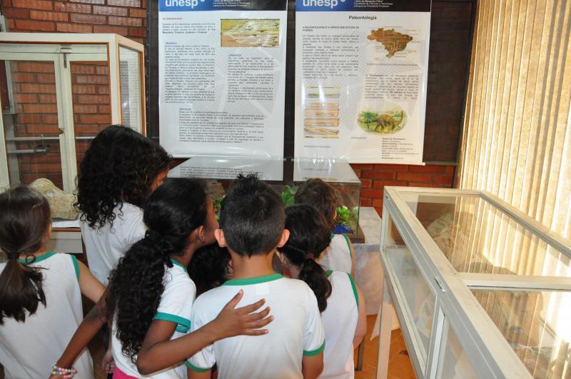 José Reis - Mostras abordam a arqueologia, etnografia e paleontologia
