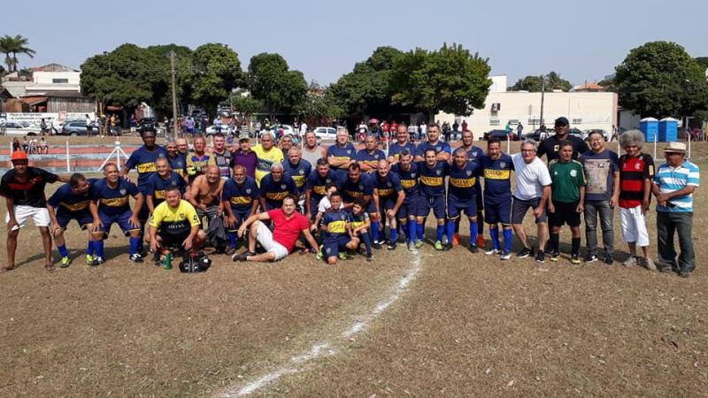 Cedida / Ataíde Nascimento - Confraternização reuniu amigos, familiares e jogadores do Unidos FC, no domingo, em PP