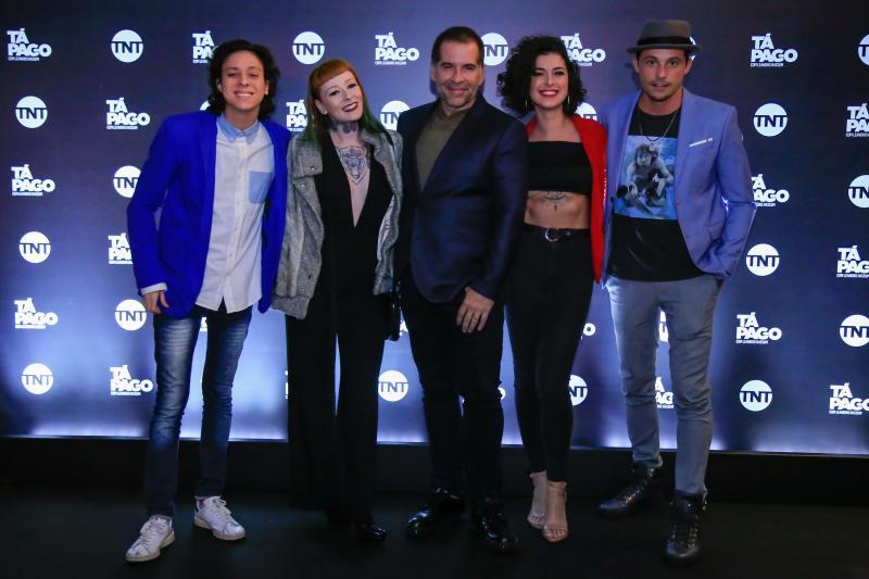 """Photo Agência/Fabrício Junior -  """"Tá Pago"""" estreia na próxima terça-feira, às 22h30, sob o comando de Leandro Hassum"""