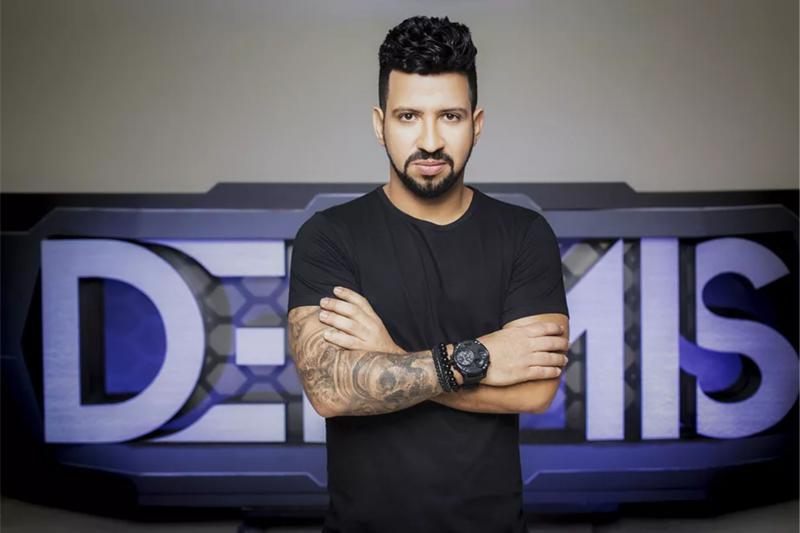 Divulgação - DJ e produtor, Dênnis é o 4º artista mais ouvido no Brasil