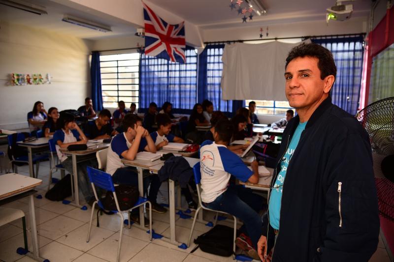 Paulo Miguel - Professor Lupércio destaca que os valores culturais estão se perdendo com o tempo