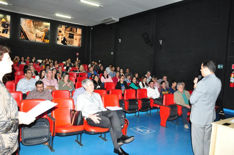 José Reis - Evento reuniu setores públicos e a sociedade civil para integração das políticas sociais