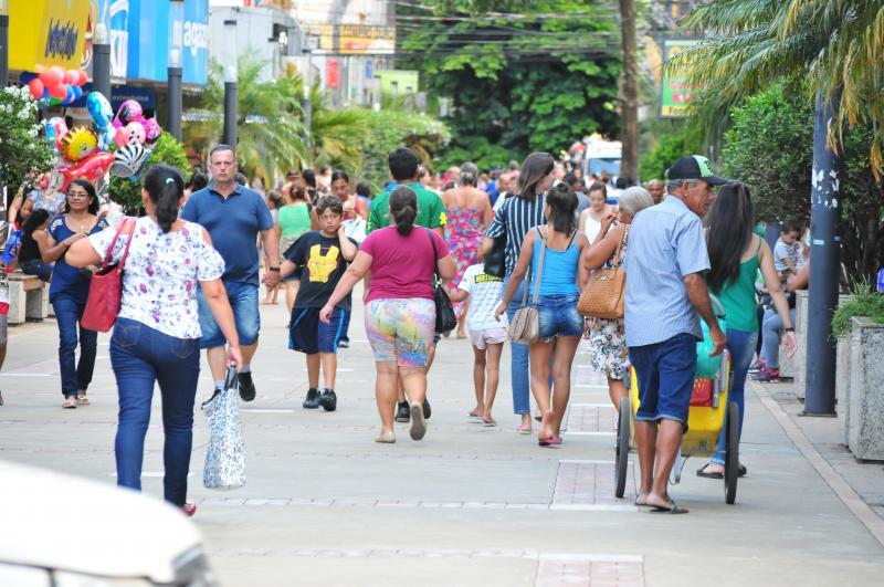 Arquivo - Dentro das cidades que tiveram destaques positivos está Prudente, que passou de 227.072 para 228.743 habitantes