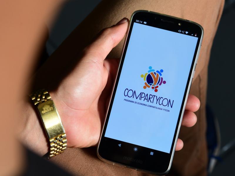 Paulo Miguel - Sistema Compartycon é uma ferramenta de compartilhamento e comodidade em tempo real