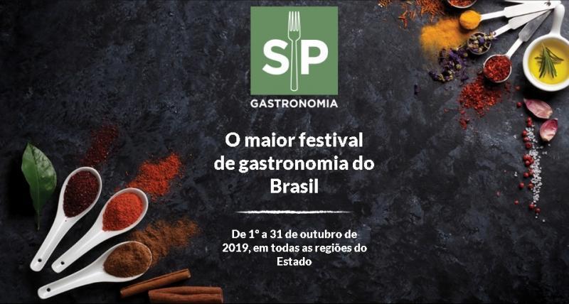 Reprodução - Inscrições para o SP Gastronomia devem ser feitas a partir do dia 5, pelo site oficial
