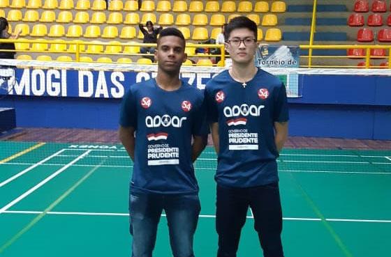 Arquivo / Semepp - Estadual é preparatório para os atletas Pedro e Enzo Anzai