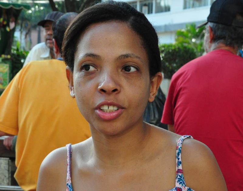 Tatiana diz que hoje a cesárea seria sua escolha caso estivesse grávida