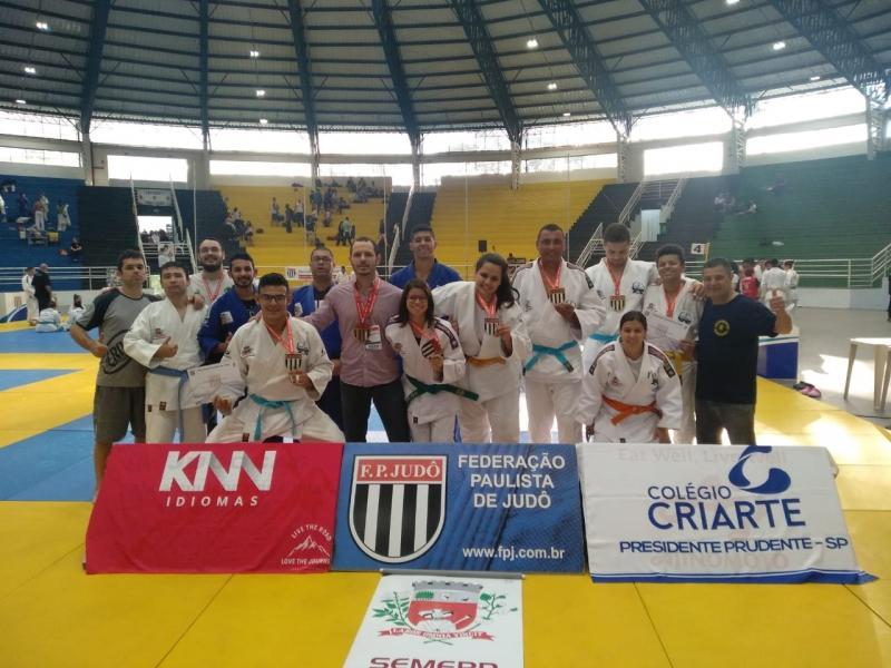 Cedida / Semepp - Judocas prudentinos fizeram bonito conquistando três medalhas a mais que em 2018