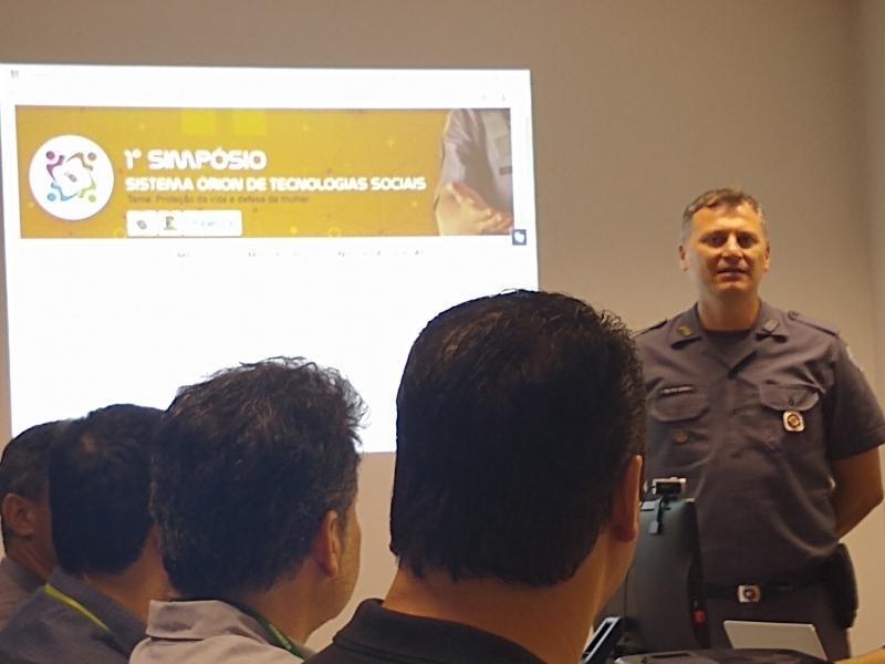 Marco Vinicius Ropelli - Reunião de ontem reuniu professores da Unoeste e representantes da Polícia Militar