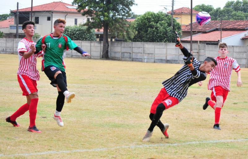 Cedida / Márcio Oliveira - Na categoria dente de leite, prudentinos marcaram 3 x 1 no domingo contra Regente Feijó