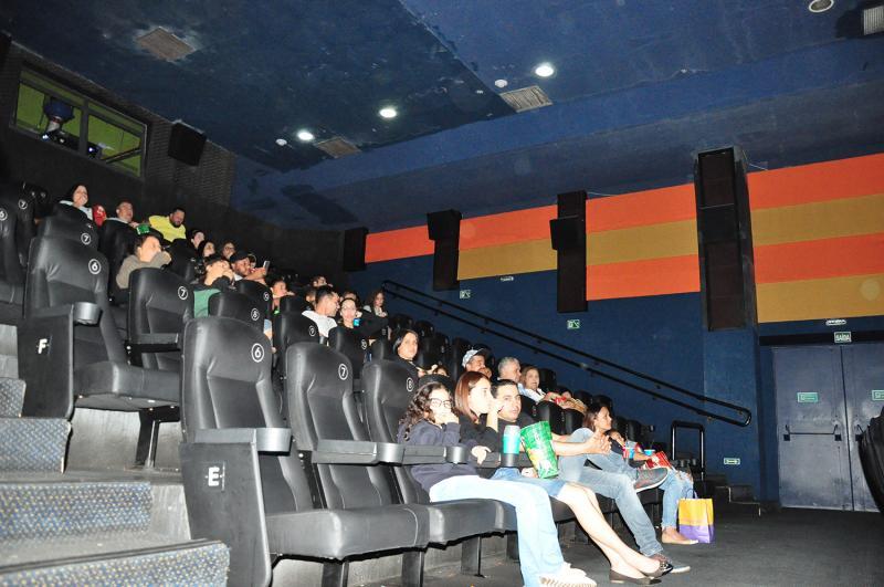 José Reis:Cinemas do município começam se organizar para novas regras