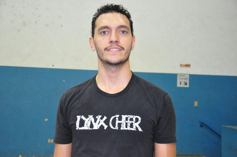 José Reis - Cauê Henrique Lopes Madureira representa PP no Pan-Americano de Cheerleading, no dia 19 de outubro, na Costa Rica