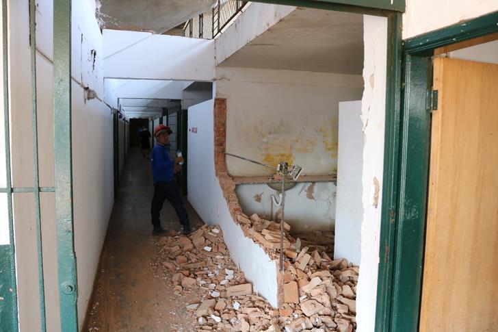 AI da Prefeitura de Rancharia - Com a reforma, município espera atender mais atividades