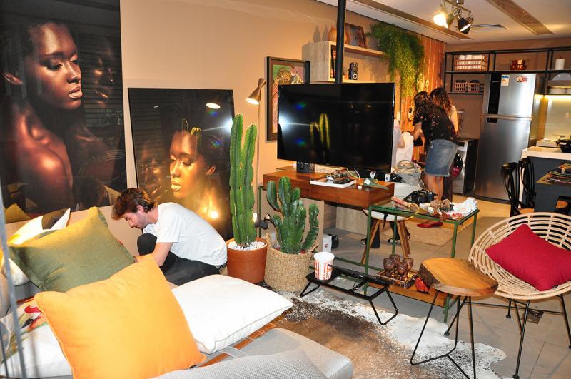 José Reis:Mostra dos alunos conta com seis espaços e ambientes planejados e decorados