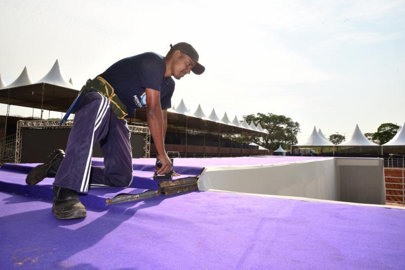 Paulo Miguel:Todas as instalações para as atrações estão prontas e trazem inovações esse ano