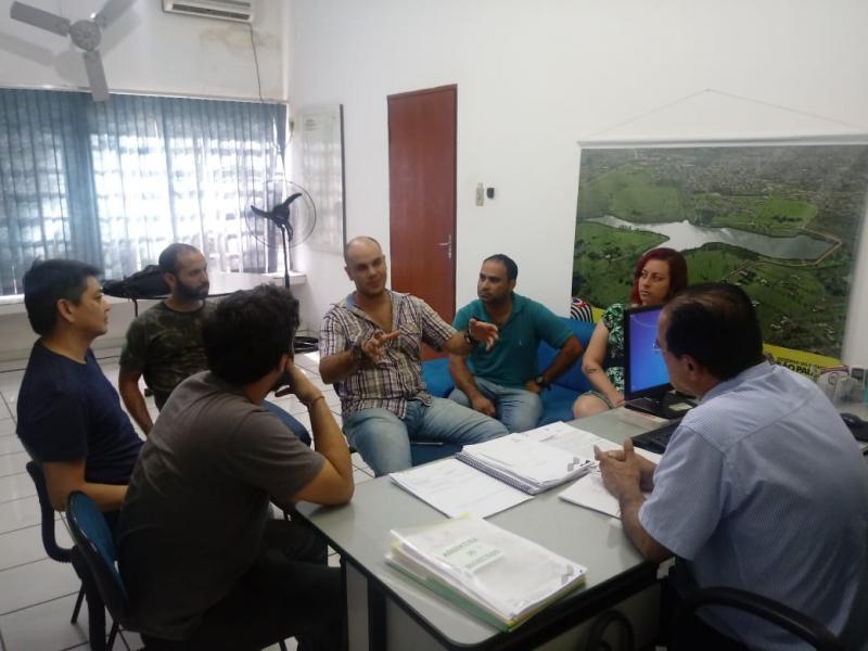 Foto: Cedida -  Pesquisadores e representantes de diferentes setores participaram de reunião para discutir parcerias