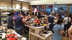 José Reis - Descontos vão até 80% em produtos e serviços; promoção tem adesão de 56 lojas