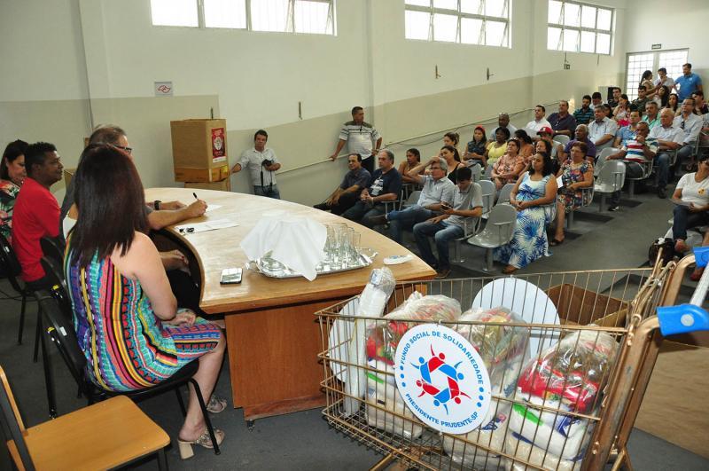 José Reis - Campanha Natal Sem Fome foi lançada ontem em Prudente