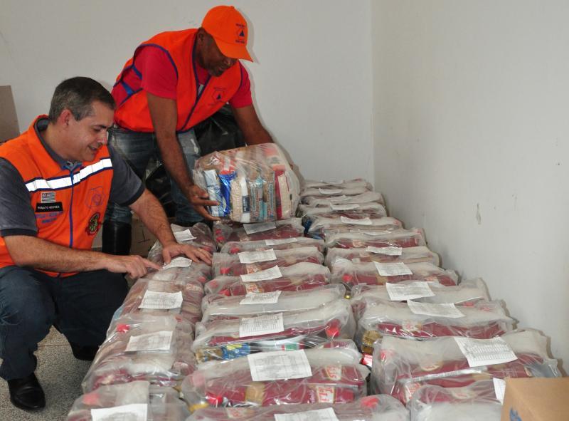 José Reis - População pode ajudar com a doação de mantimentos e itens de limpeza e ajuda humanitária