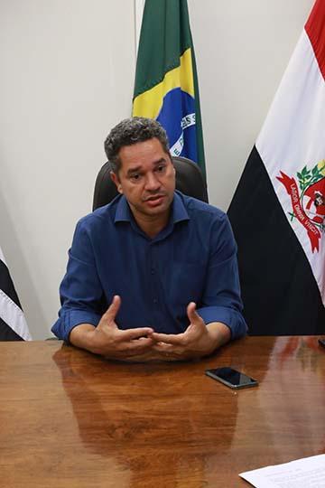 José Reis:Demerson Dias afirma que diálogo entre os três poderes é harmônico