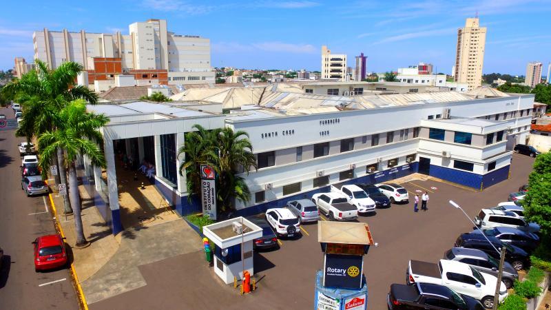 AI Santa Casa:Instituição prudentina conta com mais de 950 funcionários, sendo 400 médicos