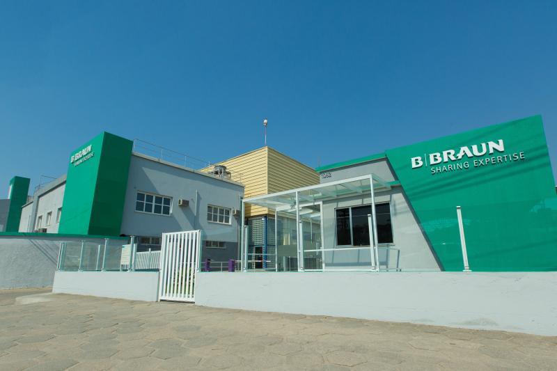 Divulgação - Selecionados iniciarão a carreira na B. Braun Brasil com a prática de vendas
