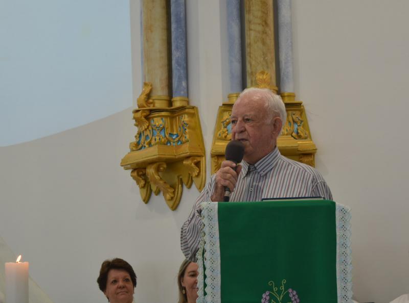 Diretor José Antônio Salas Molina falou sobre a história da Santa Casa de Presidente Prudente