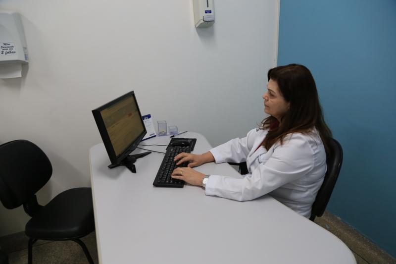 José Reis - Prontuário eletrônico em unidades de saúde é um dos avanços tecnológicos de Prudente