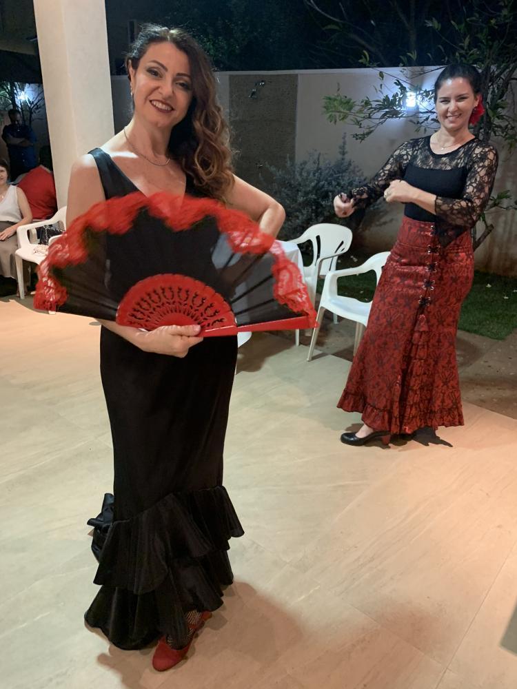 Dança Flamenco, por Vanessa Rezende e MarianTravler