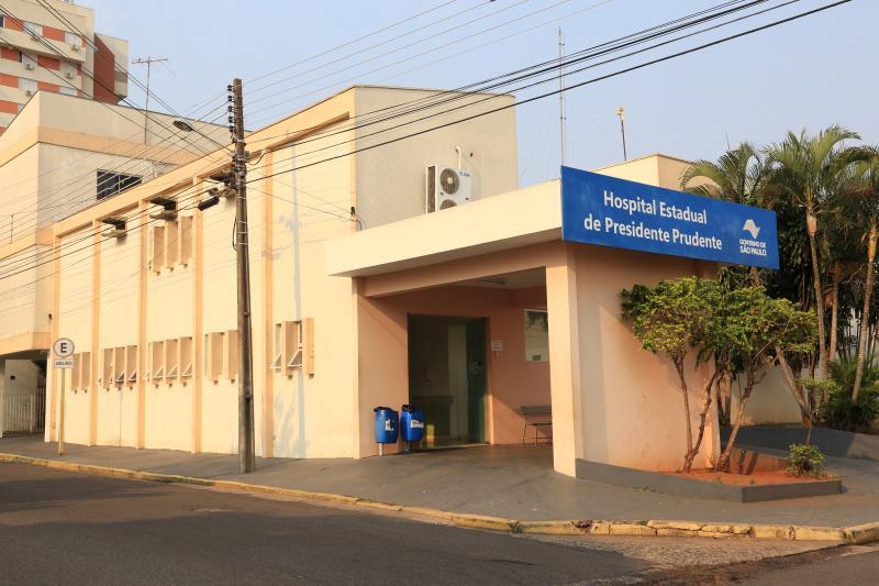 José Reis - Apesar do problema, assistência aos pacientes do Hospital Estadual foi garantida, expõe a Secretaria de Estado da Saúde