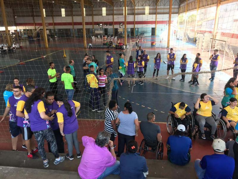 Marcos Chicalé - No dia 7, coordenadores, professores e voluntários realizaram treinamento, no PUM