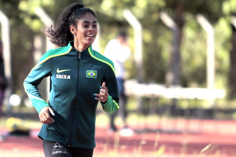 Sérgio Borges - Bons resultados dos últimos treinos refletiram na convocação de Maria Victória