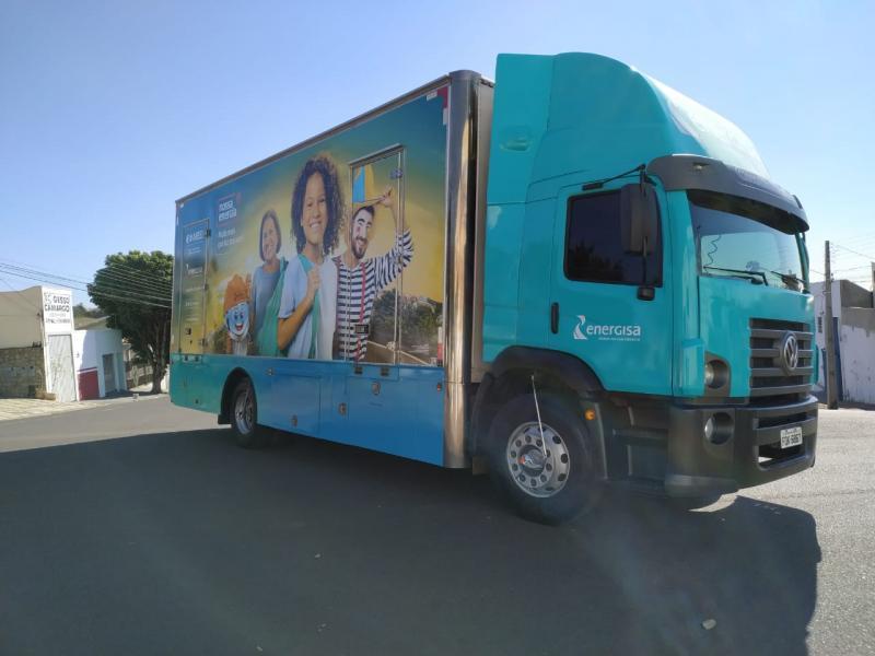 Energisa - De 23 a 26 de setembro, unidade móvel ficará na Associação Cultural Esportiva Agrícola Nipo-Brasileira