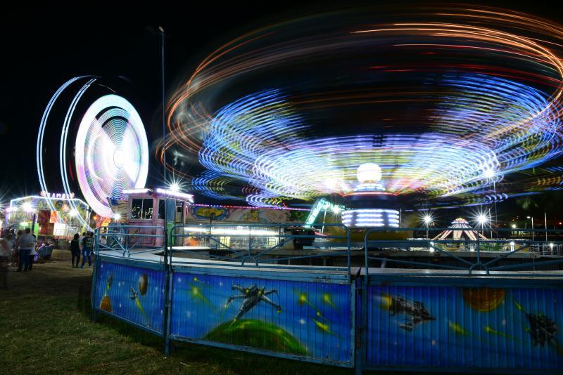 Paulo Miguel - Entre as atrações de sucesso desta edição da Expo Prudente esteve o parque de diversões