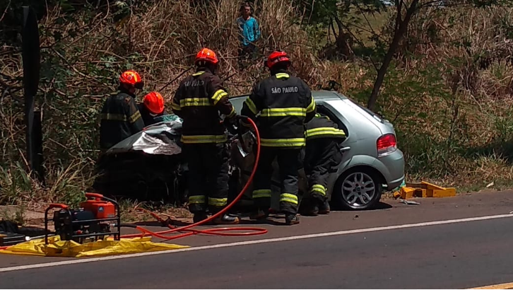 Diego Fernandes/Cedida - Acidente ocorreu em trecho de Pacaembu
