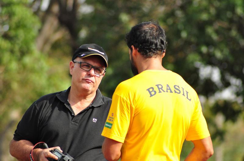 José Reis - Há cerca de 20 anos, Sérgio Borges faz um trabalho jornalístico retratando o atletismo
